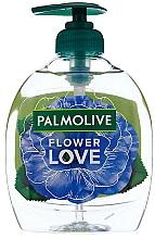 Fragrances, Perfumes, Cosmetics Flower Love Liquid Soap - Palmolive Flower Love Liquid Soap