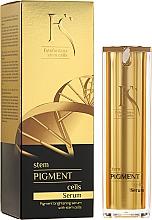 Fragrances, Perfumes, Cosmetics Age Spots Correcting Face Serum - Fytofontana Stem Cells Pigment Brightening Serum