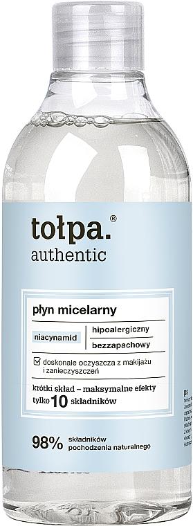 Micellar Water - Tolpa Authentic Micellar Water — photo N1