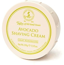 "Fragrances, Perfumes, Cosmetics Shaving Cream ""Avocado"" - Taylor of Old Bond Street Avocado Shaving Cream Bowl"