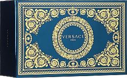 Fragrances, Perfumes, Cosmetics Versace Eros - Set (bag + edt/100ml + edt/10ml)