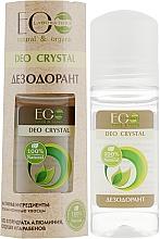 "Fragrances, Perfumes, Cosmetics Body Deodorant ""Natural"" - ECO Laboratorie Deo Crystal"