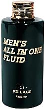 Fragrances, Perfumes, Cosmetics Moisturizing Face Fluid - Village 11 Factory Men's All in One Fluid