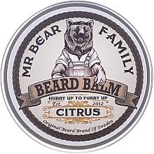 Fragrances, Perfumes, Cosmetics Beard Balm - Mr. Bear Family Beard Balm Citrus