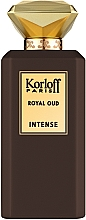 Fragrances, Perfumes, Cosmetics Korloff Paris Royal Oud Intense - Parfum