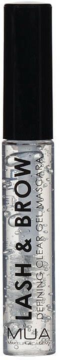 Lash & Brow Mascara - MUA Lash & Brow Clear Mascara