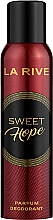 Fragrances, Perfumes, Cosmetics La Rive Sweet Hope - Deodorant