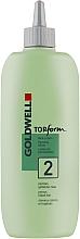 Fragrances, Perfumes, Cosmetics Porouse & Colored Hair Perm - Goldwell Topform 2