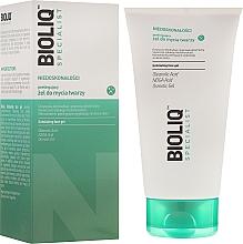 Fragrances, Perfumes, Cosmetics Cleansing Facial Peeling Gel - Bioliq Specialist Exfoliating Face Gel