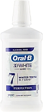 Fragrances, Perfumes, Cosmetics Mouthwash - Oral-b 3D White Luxe Perfection