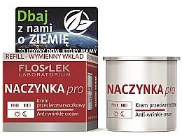 Fragrances, Perfumes, Cosmetics Dilated Capillaries Anti-Wrinkle Cream - Floslek Dilated Capillaries Line Anti-Wrinkle Cream Refill (refill)