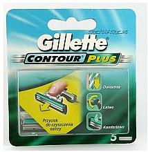 Fragrances, Perfumes, Cosmetics Shaving Razor Refills - Gillette Contour Plus