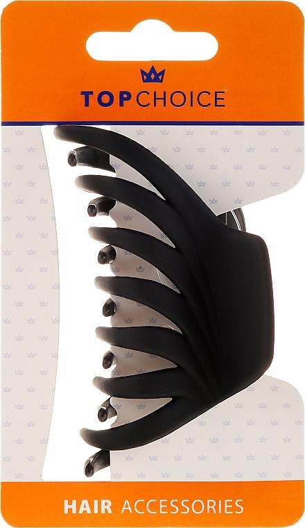 Hair Clip 25624, black - Top Choice