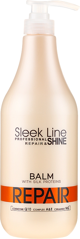 "Balm ""Repair & Shine"" - Stapiz Sleek Line Repair Shine Balsam"