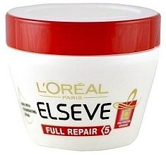 Fragrances, Perfumes, Cosmetics Damaged Hair Mask - L'Oreal Paris Elseve Full Repair 5 Mask