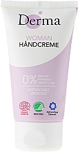 Fragrances, Perfumes, Cosmetics Hand Cream - Derma Eco Woman Hand Cream