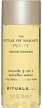 Fragrances, Perfumes, Cosmetics Micellar Water - Rituals The Ritual Of Namaste Micellar Water