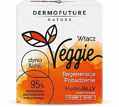 Fragrances, Perfumes, Cosmetics All Skin Types Cream - DermoFuture Veggie Pumpkin & Chili Cream