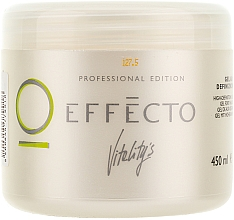 Fragrances, Perfumes, Cosmetics Strong Hold Hair Gel - Vitality's Effecto Gel Ad Definizione-Forte