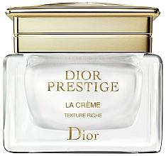 Fragrances, Perfumes, Cosmetics Face Cream with Rich Texture - Dior Prestige Rich Cream