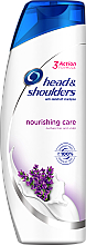 "Fragrances, Perfumes, Cosmetics Anti-Dandruff Shampoo ""Nourishing Care"" - Head & Shoulders Nourishing Hair & Scalp Care Shampoo"