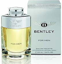 Fragrances, Perfumes, Cosmetics Bentley Bentley for Men - Eau de Toilette