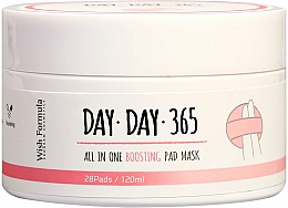 Fragrances, Perfumes, Cosmetics Cleansing Acid Peeling Pads - Wish Formula Day Day 365 All in One Boosting Pad Mask