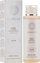 "Fragrances, Perfumes, Cosmetics Face Gel-Balm ""Aloe"" - Karicia Aloe Balm Gel"