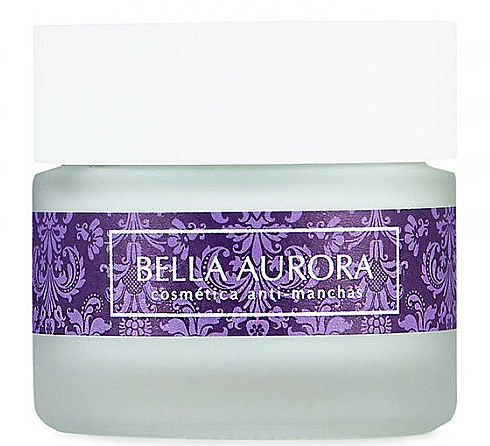 Repairing Nourishing Facial Balm - Bella Aurora Night Solution Repairing Nourishing Balm — photo N2