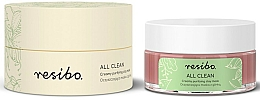 Fragrances, Perfumes, Cosmetics Cleansing Face Mask - Resibo All Clean Creamy Purifying Mask