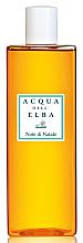 Fragrances, Perfumes, Cosmetics Acqua Dell Elba Note Di Natale - Reed Diffuser (refill)