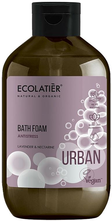 "Bath Foam ""Lavender & Nectarine"" - Ecolatier Urban Bath Foam"