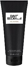 Fragrances, Perfumes, Cosmetics David Beckham Classic Hair & Body Wash - Shampoo-Shower Gel