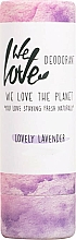 Fragrances, Perfumes, Cosmetics Lavender Extract Deodorant Stick - We Love The Planet Lovely Lavender Deodorant