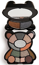 Fragrances, Perfumes, Cosmetics Eyeshadow Palette - I Heart Revolution Teddy Bear Palette Jett