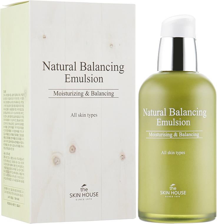 Skin Balancing Emulsion - The Skin House Natural Balancing Emulsion