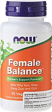 Fragrances, Perfumes, Cosmetics Women Balanced Complex, Capsules - Now Foods Female Balance