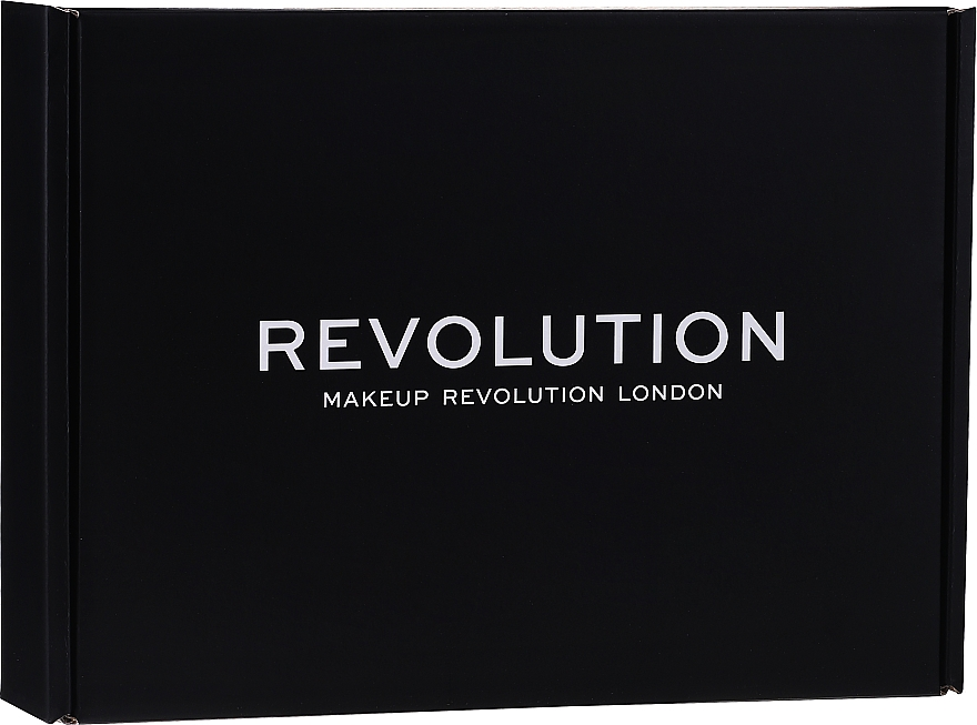 Set - Makeup Revolution Black Box Set №4 — photo N1