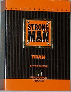 After Shave Lotion - Strong Men After Shave Titan