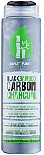 Fragrances, Perfumes, Cosmetics Peeling Face Mask - Diet Esthetic Black Bamboo Carbon Charcoal Face Mask 3in1