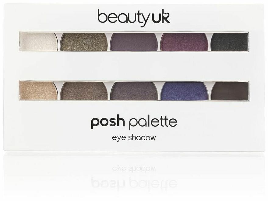 Eyeshadow Palette - Beauty UK Posh Eye Shadow Palette (01 -Eden)
