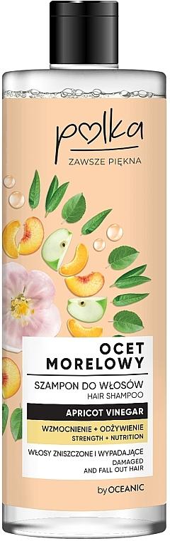 Apricot Vinegar Shampoo - Polka Apricot Vinegar Shampoo