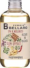 Fragrances, Perfumes, Cosmetics Massage Oil - Fergio Bellaro Massage Oil Slm Effect