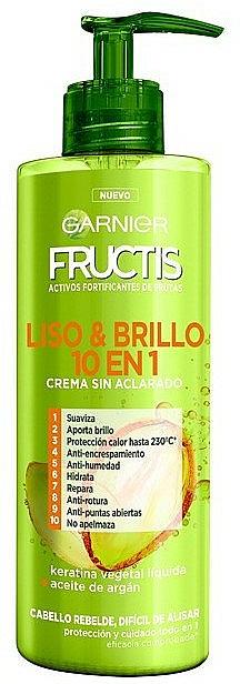 Hair Cream - Garnier Fructis Smooth & Shine Cream