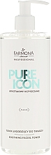 Extra Sensitive Skin Soothing Tonic - Farmona Pure Icon Toner — photo N1