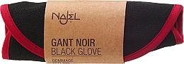 Fragrances, Perfumes, Cosmetics Peeling Glove - Najel Black Kassa