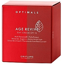 Anti-Aging Day Cream - Oriflame Optimals Age Revive SPF 15 — photo N2