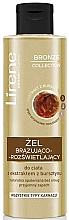 Fragrances, Perfumes, Cosmetics Bronzing Body Gel with Amber Extract - Lirene Bronze Collection
