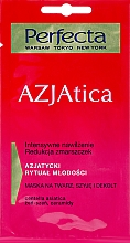 Fragrances, Perfumes, Cosmetics Mask for Face, Neck and Decollete - Perfecta Azjatica Mask For Face Neck And Decolletage