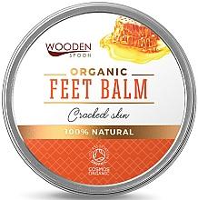 Fragrances, Perfumes, Cosmetics Foot Balm - Wooden Spoon Feet Balm Cracked Skin
